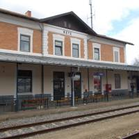 Retz- vlakové nádraží