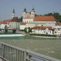 Město Styer, foto K. S.