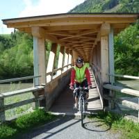 Most přes Salzach, foto K. S.