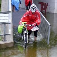 U Lienze, pozor velká voda!