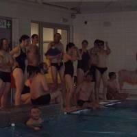 V Řečkovickém bazénu - Mejdla