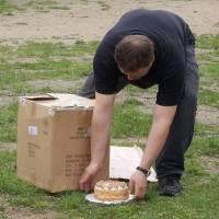 Jupíčert s dortem pro vítěze ceny fair play