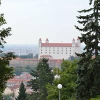 Bratislavský novo-hrad.