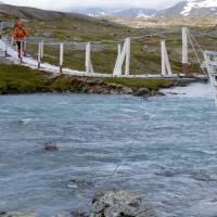 Janča na mostě