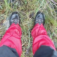 Zmáčené boty