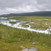 řeka Vuojatadno