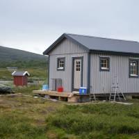 Letní osada Aras - domek Sámů (Laponců)