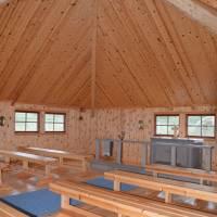 V dřevěném kostele v Arasu