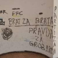 Městečko Bileća: na autobusovém nádraží