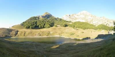 Zelengora: Orlovačko jezero