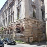 Mostar: válkou zničený dům