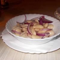 Chorvatsko : fazolový salát ve Stobreči u Splitu