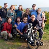 Společné foto všech účastníků naší skupiny