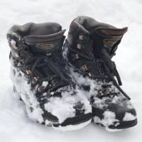 Zmrzlé boty