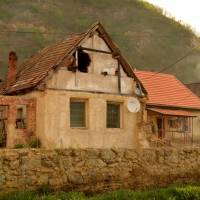Hodejov - domečky těch nejchudších