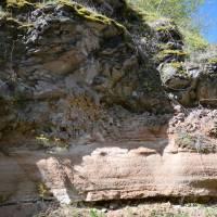 Čedičový lom Mačacie, unikátní geologické vrsty