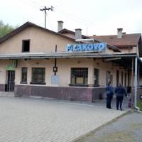 Fiľakovo, nádraží