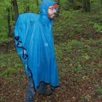 Za deště na Pohanském hradu