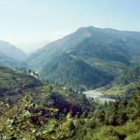 Údolí Khimti Khola