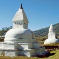 Bhandar stupa (buddhistická)