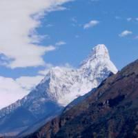 Hora Ama Dablam (6856 m)