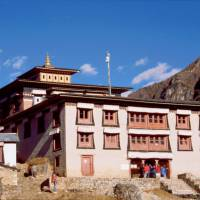 Klášter Thyangboche (Tengboche)