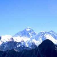 Z Gokyo Peaku: Everst, Nupse a Lhotse