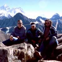 Na Gokyu Peaku: Pavouk, Jirka, Ruda