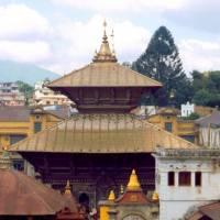 Káthmándú, Pašupatináth, hlavní hinduistický chrám