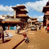 Káthmándú, centrum Patánu (část Káthmándú)