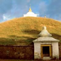 Káthmándú, Patán, Ašokova stupa
