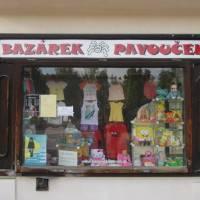 Náměšť nad Oslavou - Bazárek pavouček