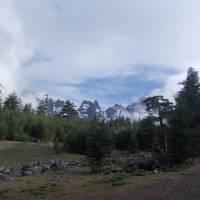 Haut Asco (zimní letovisko a letní kemp)