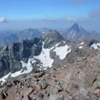 Výstup na Monte Cinto