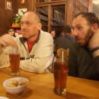 Grzane piwo  (horké pivo) s medem na chatě u Morskeho Oka