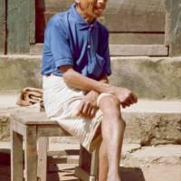 Ves Bahandanda: děda