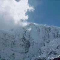 Severní stěna Annapurny IV nebo III