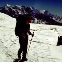 Sedlo Thapa (5250 m), Terka
