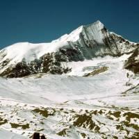 Tukuche Peak (6920 m) ze sedla Thapa