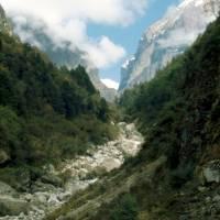 Údolí Myagdi Khola