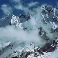 Langtang: hory mezi mraky