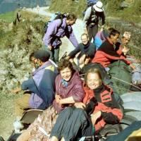 Cesta z Langtangu do Káthmándú: za jízdy na střeše autobusu