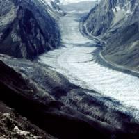 Údolí Hoper-Nagar: Ištva v cca 4100 metrech
