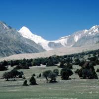 Údolí Rupal a Laili Peak