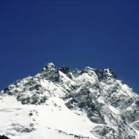 Rupal: vrchol Nanga Parbat od Mazeno BC