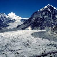 Rupal: ledovec Rupal