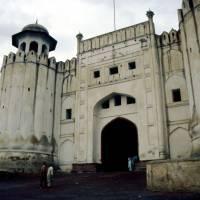 Láhaur, pevnost, brána Alamgiri
