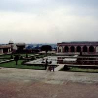 Láhaur, pevnost, palác Khawabgarth