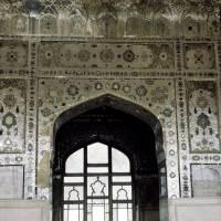 Láhaur, pevnost, zrcadlový palác