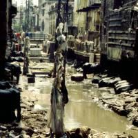 Rávalpindí, ulice po povodních